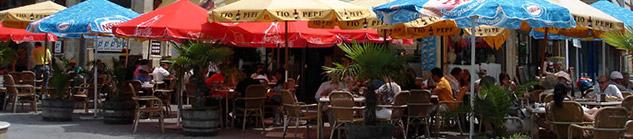 Uitgaan: restaurants