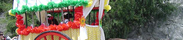 Typisch Andalusisch: stadsfeest