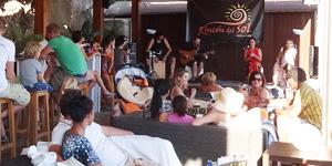 Loungen in Rincon del Sol