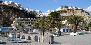 Accomodaties in Nerja Capistrano Playa
