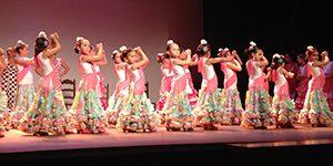 Flamenco optreden Nerja
