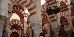 Mezquita cordoba 850 pilaren