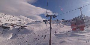 Skigebied Sol y Nieve Sierra Nevada