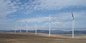 Windmolens Cadiz