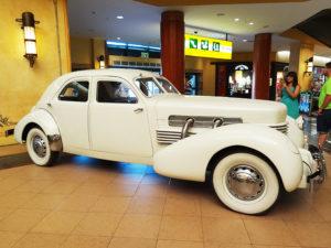 Expositie Automuseum Malaga