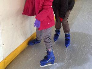 Indoor schaatsbaan Benalmadena