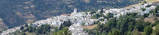 Provincie Granada Alpurajja