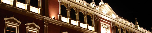 Provincie Sevilla gemeentehuis