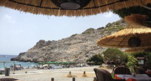 Playa Cantajarin in La Herradura